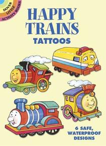 Happy Trains Tattoos