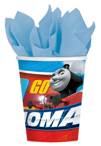 Thomas & Friends Full Steam Ahead 9 Oz Cups