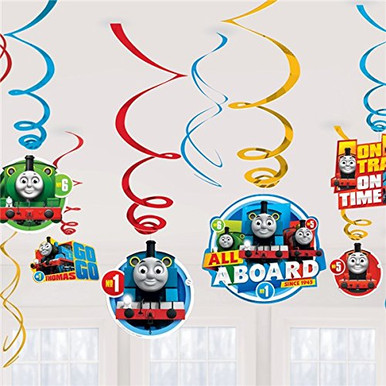 Thomas & Friends Swirl Dangling Decoration