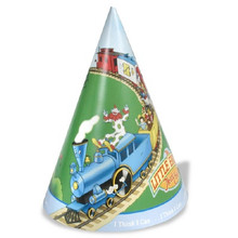 Little Engine That Could Cone Hats