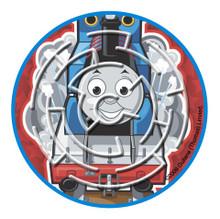 Thomas the Tank Engine Maze Favor