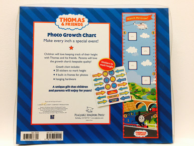 Thomas The Tank Engine Growth Chart Pack