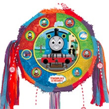 Thomas & Friends Pull Ribbon Pinata Kit