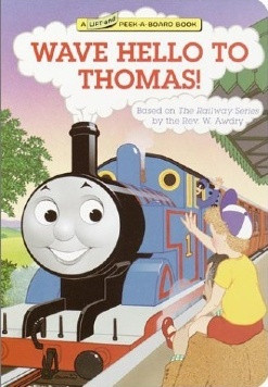 Wave Hello to Thomas! Book