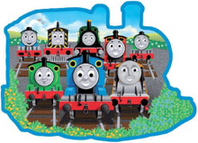 Thomas Sodor Friends Shaped Floor Puzzle