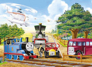 Thomas Meets with Friends 60 pc Puzzle