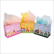 Baby Matte: Train Gift Bags (3 Bags)