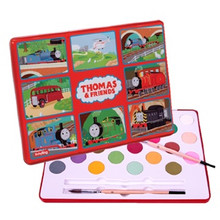 Thomas The Tank Engine Large Water Color Set
