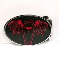 Bat wing coffin Buckle