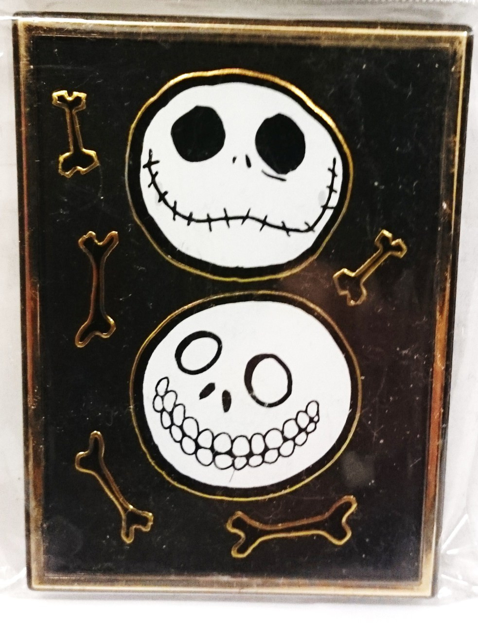 Nightmare Before Christmas Nbx Jack Skellington Magnetphoto Frame