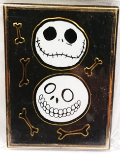 Nightmare before Christmas (NBX) Jack Skellington magnet/photo frame