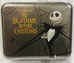 Nightmare before Christmas (NBX) grey tin