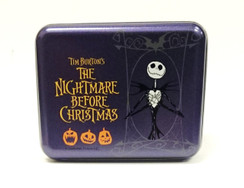 Nightmare before Christmas (NBX) purple tin