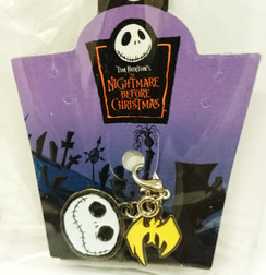 Nightmare before Christmas (NBX) Jack and bat charm
