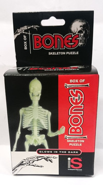 Box of Bones Skeleton puzzle