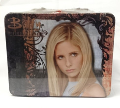 Buffy the vampire slayer metal lunch tin