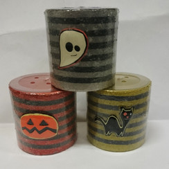 Halloween Candles - 3 styles