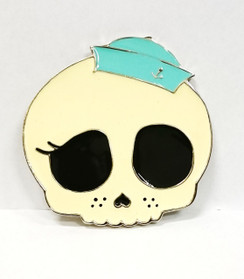 Cute Sailor skull buckle