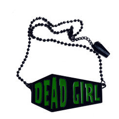 Dead Girl Necklace