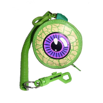 Eyeball Coin Purse with strap and clip