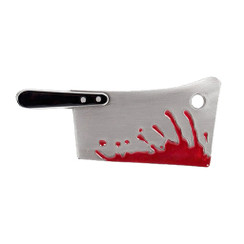 Bloody Cleaver Buckle