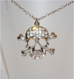 Large diamontie skull