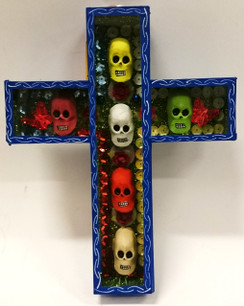 Day of the Dead Cross