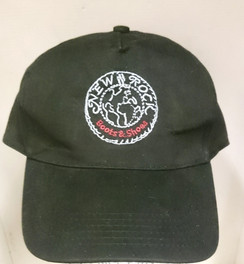 New Rock Stitched Logo Cap
