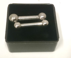 Metal Barbell Large