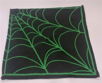 Green Web Bandana