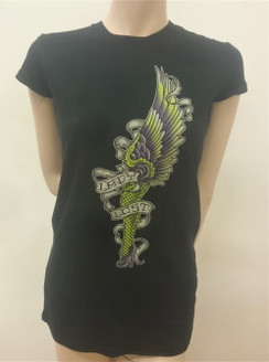 Lady Lost Tee