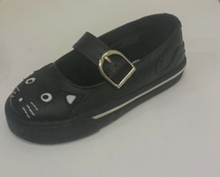 TUK Kids Catface Shoe front