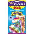 Sticker Spot Pad Variety Pack: Everyday Favorites
