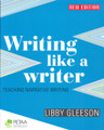 Writing Like A Writer - New Edition