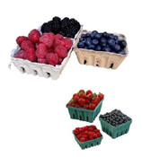 Berry Basket Half Pint Container