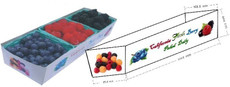 Berry Tray 3-Pack 250 Pieces