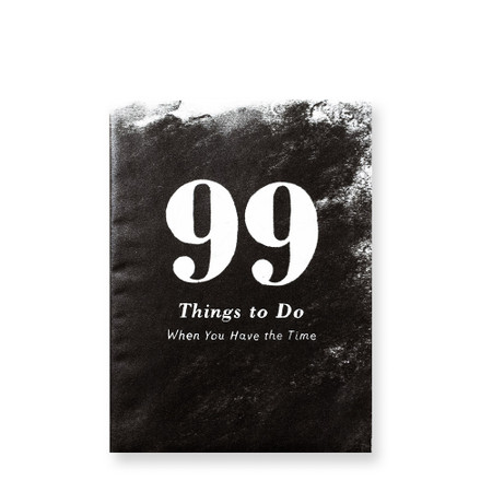 99 Things To Do (ADD-ON)