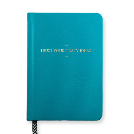 Trust Your Crazy Ideas Journal (ADD-ON)