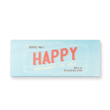 Happy Birthday To You Chocolate (ADD-ON)