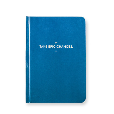 Take Epic Chances Journal (ADD-ON)