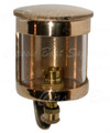 Bronze mast head light