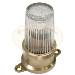 Brass Nav Light