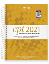 2021 CPT® Professional Edition; 2021 ICD-10-CM Expert and 2021 HCPCS Level II Bundle