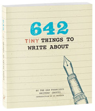 642 Tiny Things To Write About Book