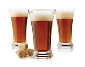Mini Flare Beer Glass