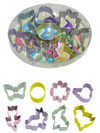 Mini Cookie Cutter Set, 8 Piece - Easter