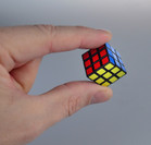Mini Rubik's Cube - World's Smallest