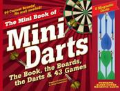 The Mini Book of Mini Darts Set