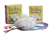 Baby Booties Mini Knit Kit