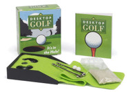 Desktop Golf Kit by Running Press